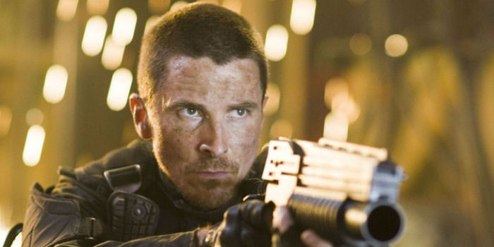 Christian Bale in Terminator Salvation w700