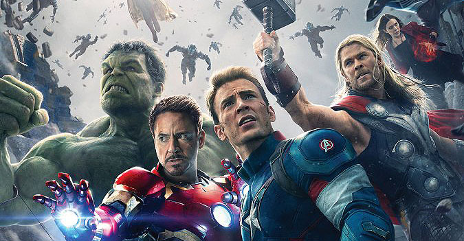 avengers age of ultron poster detail