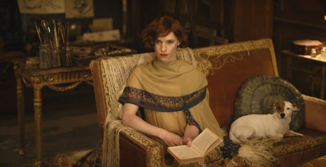 دخدر دانمارکی - The Danish Girl
