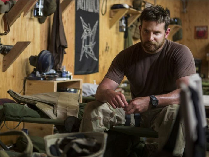 bradley cooper gained 40 pounds for american sniper w700