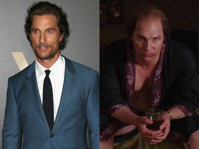matthew mcconaughey said he ate pizza all the time to gain 47 pounds for his role ingold w700