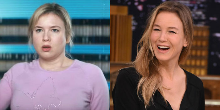 renee zellweger was on a 4000 calorie a day diet to gain weight for bridget jones the edge of reason w700