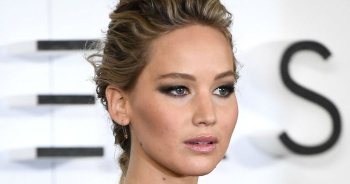 actress jennifer lawrence attends a photocall for the film passengers picture id626970386 w700