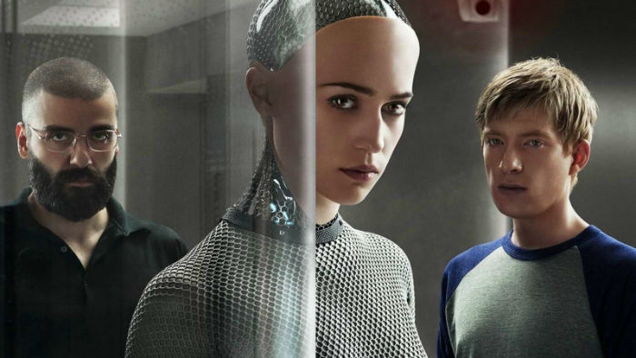 Ex Machina Cast Wallpapers w700