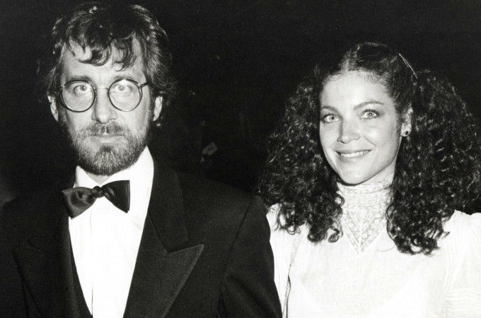 steven spielberg and amy irving1 w700