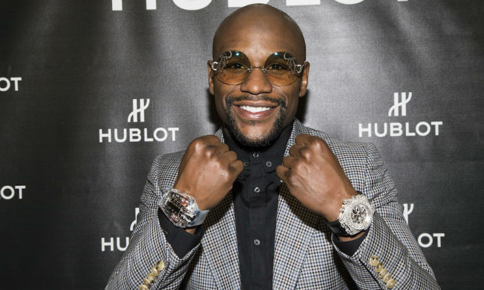 hublot floyd mayweather jr 2 million watches 00 w700