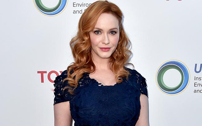 christina hendricks - کریستینا هندریکس