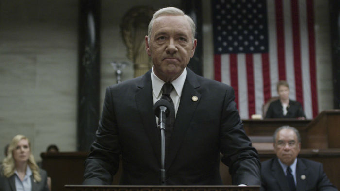 House Of Cards Kevin Spacey w700
