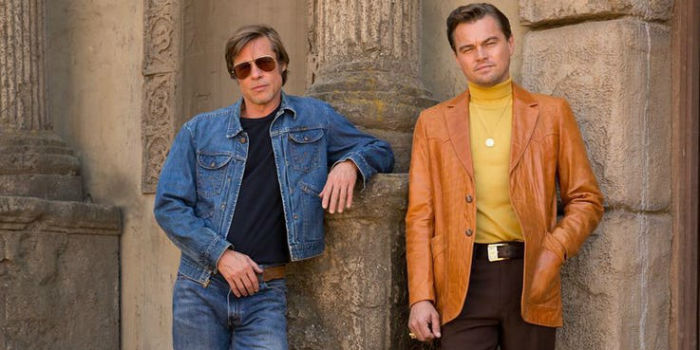 Brad Pitt and Leonardio DiCaprio in Once Upon a Time in Hollywood w700223