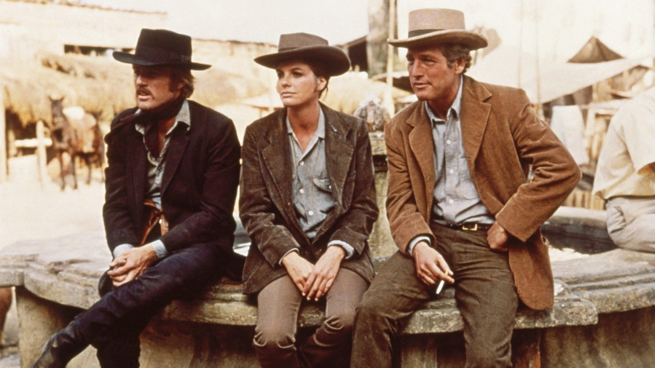 Butch Cassidy scre3321