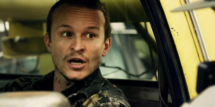Damon Herriman as Dewey Crowe in Justified w700