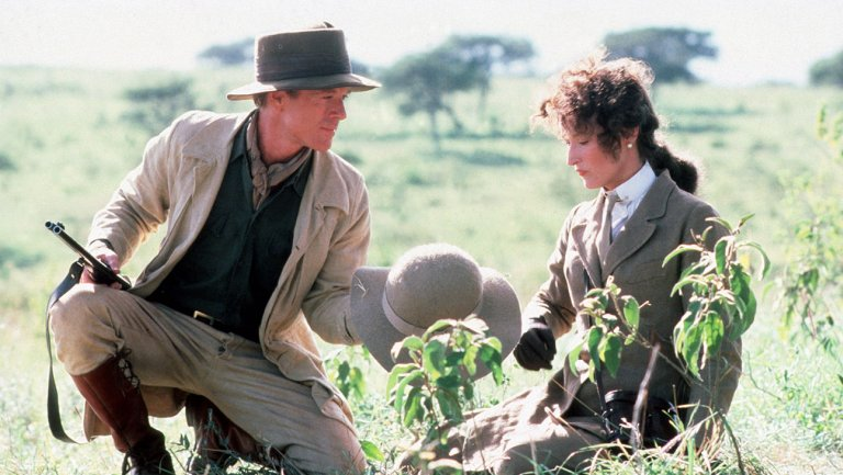 out of africa still