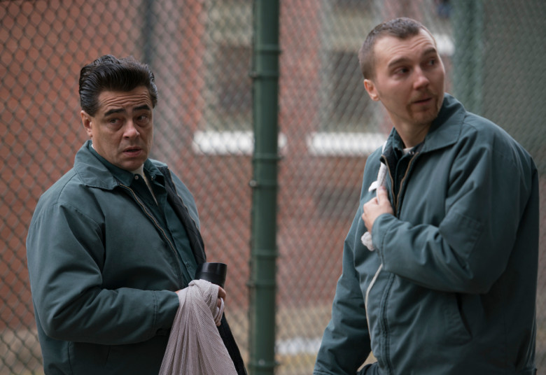 Escape at Dannemora Showtime