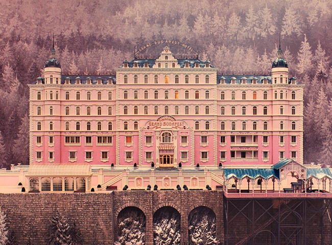 The Grand Budapest Hotel23