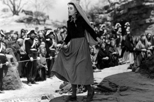 آوای برنادت (The Song of Bernadette)
