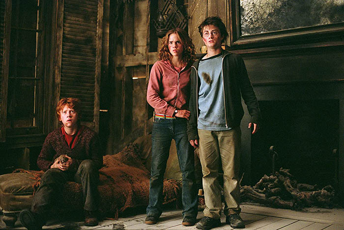 ۶- Harry Potter And The Prisoner Of Azkaban