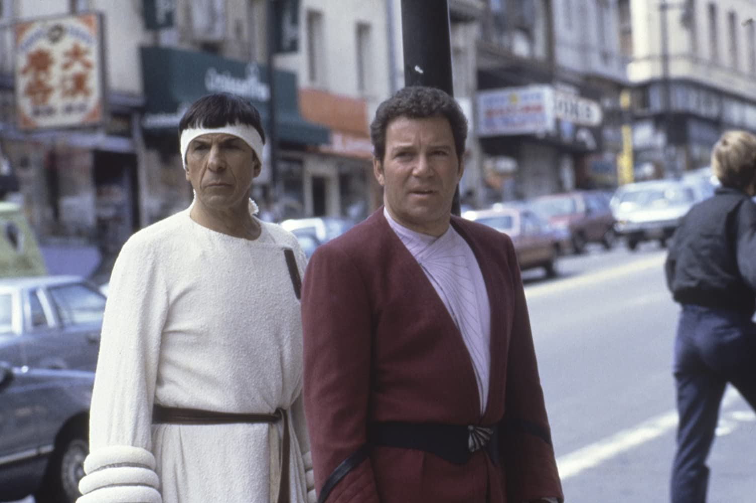 ۸- Star Trek IV – The Voyage Home