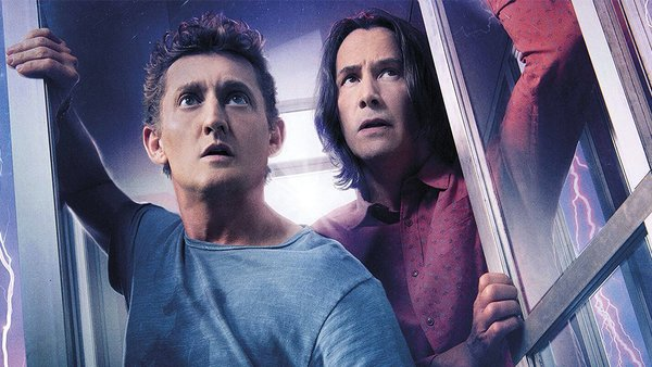 ۳- Bill And Ted Face The Music