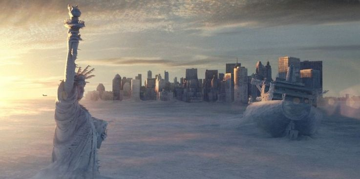 ۷- The Day After Tomorrow
