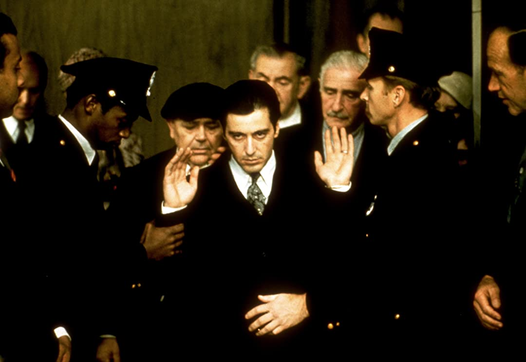 ۱- The Godfather: Part II
