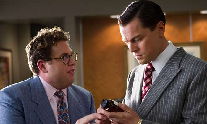 ۶- The Wolf Of Wall Street