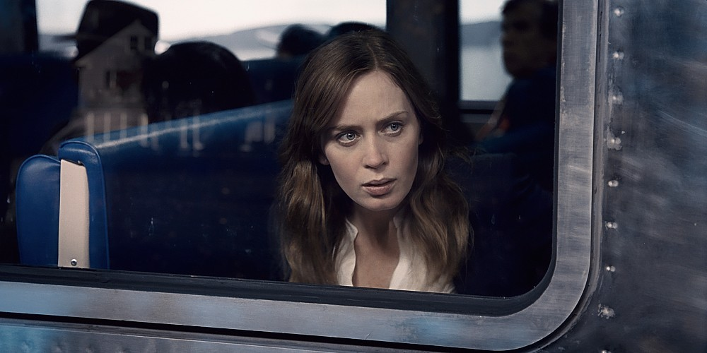 emily blunt the girl on the train 1