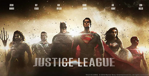 the justice league 2323