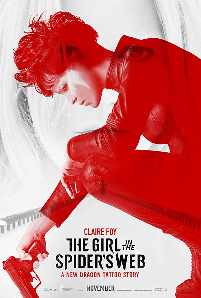 The Girl in the Spiders Web A New Dragon Tattoo Story 34